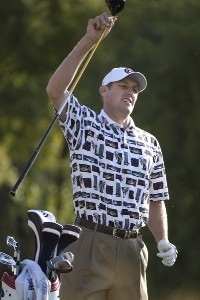 Craig Perks in action during the second round of the FBR Open at the TPC Players Course on  Friday, January 3, 2006 in Scottsdale, Arizona.Photo by Marc Feldman/WireImage.com