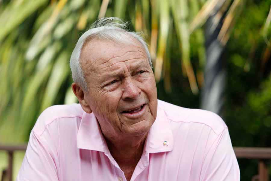 Legendary Conversation: Arnold Palmer