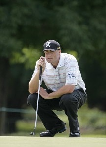 Steve Marino during the first round of the Buick Open held at Warwick Hills Golf & Country Club in Grand Blanc, Michigan, on June 28, 2007. Photo by: Chris Condon/PGA TOURPhoto by: Chris Condon/PGA TOUR