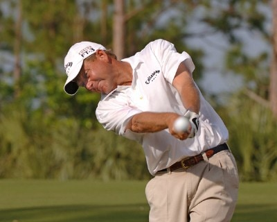 Mark Brooks during the second round of the 2006 Honda Classic March 10  at the Country Club at Mirasol in Palm Beach Gardens, Florida.Photo by Al Messerschmidt/WireImage.com