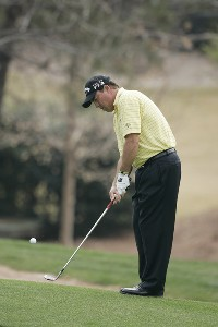 Olin Browne during the second round at the BellSouth Classic at TPC Sugarloaf in Duluth, Georgia, on March 31, 2006.Photo by: Stan Badz/WireImage