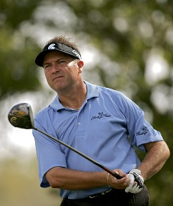 Ken Duke during the first round of the Nationwide Tour Championship held at The Hustonian Golf and Country Club on Thursday, November 9, 2006. Nationwide Tour - 2006 Championship at The Houstonian - First RoundPhoto by Sam Greenwood/WireImage.com