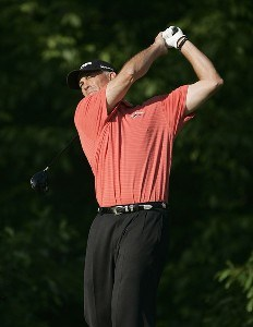 Tom Lehman during the first round the 2006 Wachovia Championship at the Quail Hollow Club in Charlotte, North Carolina on May 4, 2006. Photo by Chris Condon/PGA TOURPhoto by Chris Condon/PGA TOUR