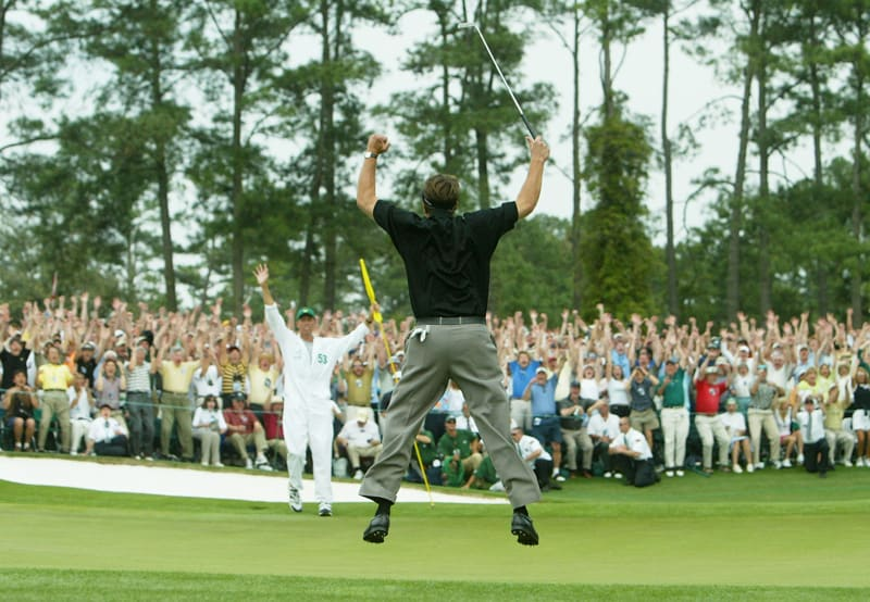 Phil Mickelson, 2004 Masters