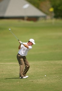 Skip Kendall on the 15th hole during the second round of the Nationwide Tour Event Chitimacha Louisiana Open at Le Triomphe Country Club in Broussard, LA on March 23, 2007. Nationwide Tour - 2007 Chitimacha Louisiana Open - Second RoundPhoto by Mike Ehrmann/WireImage.com