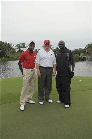 Donald. J. Trumps Fabulous World of Golf