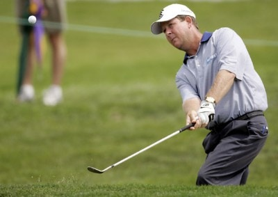 Glen Day during the third round at the Zurich Classic of New Orleans at the English Turn Golf & Country Club in New Orleans, Louisiana on April 29, 2006.Photo by Gregory Shamus/WireImage.com
