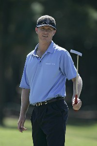 John Senden during the first round of the Chrysler Championship at the Westin Innisbrook Resort on the Copperhead Course in Palm Harbor, Florida on October 26, 2006. PGA TOUR - 2006 Chrysler Championship - First RoundPhoto by Michael Cohen/WireImage.com
