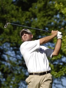 Ryan Armour during the second round of the Rheem Classic presented by Times Record held at Hardscrabble Country Club in Fort Smith, AR, on May 12, 2006.Photo by Steve Levin/WireImage.com