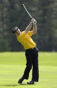 Mark Wilson during the first round of 'The International' at Castle Pines Golf Club on Thurday, August 10, 2006 in Castle Rock, ColoradoPhoto by Marc Feldman/WireImage.com