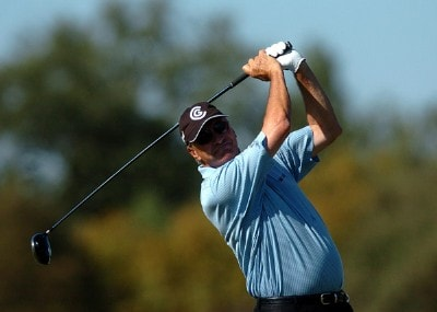 Don Pooley in action during the second tound of the 2006 Charles Schwab Cup Championship at the Sonoma Golf Club in Sonoma, California on October 27, 2006. Champions Tour - 2006 Charles Schwab Cup Championship - Second RoundPhoto by Steve Grayson/WireImage.com