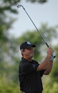 Wes Short Jr. during the second round of the Zurich Classic of New Orleans on Friday April 20, 2007 at the TPC Louisiana in Avondale, Louisiana PGA TOUR - 2007 Zurich Classic of New Orleans - Second RoundPhoto by Marc Feldman/WireImage.com