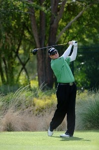 D.A. Points during the third round of the Frys.com Open on Saturday, October 14, 2006 at the TPC Summerland in Las Vegas, Nevada PGA TOUR - 2006 Frys.com Open - Third Round Photo by Marc Feldman/WireImage.com