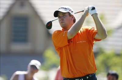 Craig Barlow during the fourth and final round of the Reno Tahoe Open held at Montreux Golf and Country Club in Reno, Nevada, on August 27, 2006.Photo by Stan Badz/PGA TOUR/WireImage.com