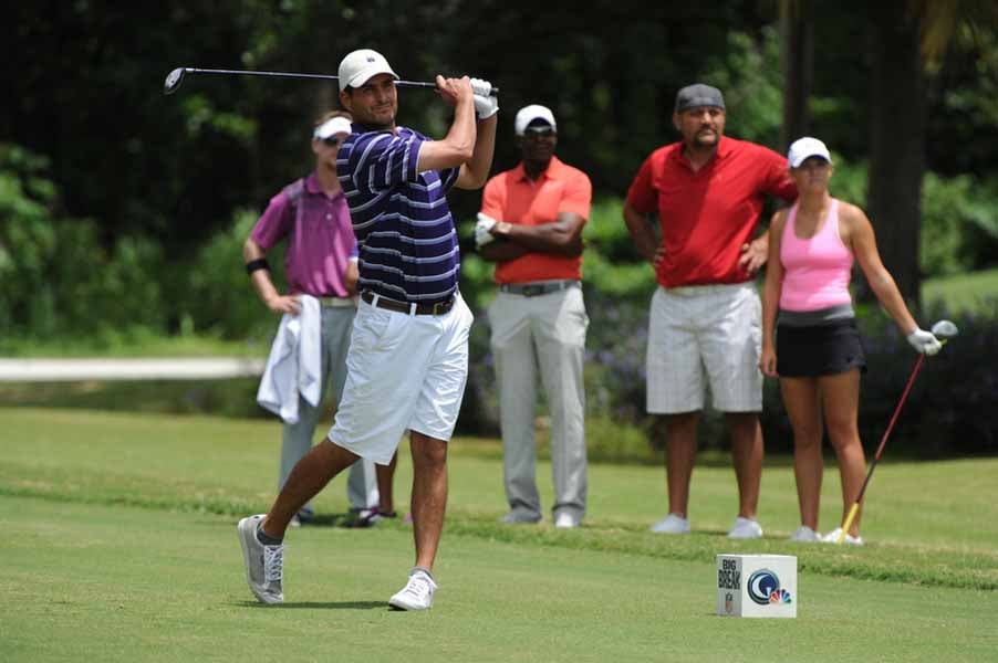 Marc Bulger on Big Break NFL Puerto Rico