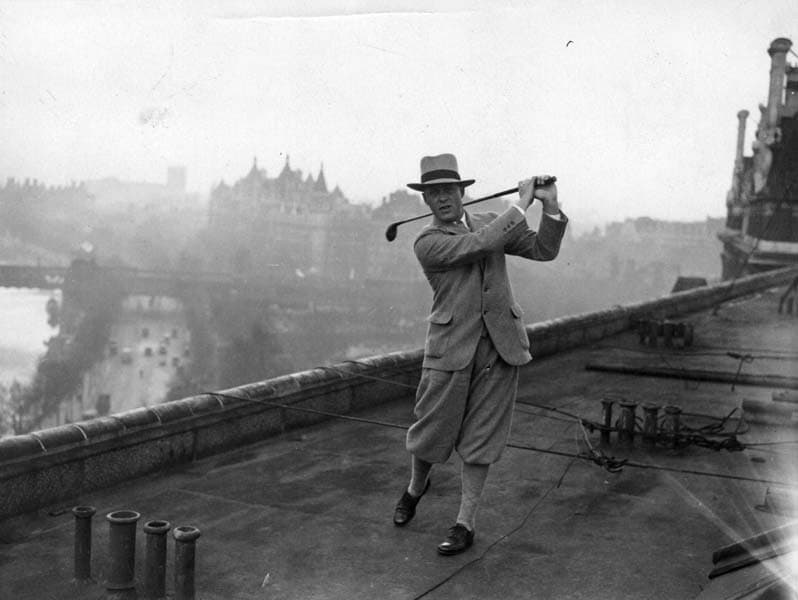 Bobby Jones, 1926 Walker Cup