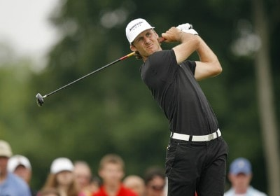 Will MacKenzie during the final round of the Memorial Tournament Presented by Morgan Stanley held at Muirfield Village Golf Club in Dublin, Ohio, on June 3, 2007. Photo by Mike Ehrmann/WireImage.com