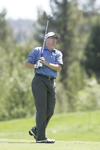 Steve Flesch during the second round of the Reno Tahoe Open held at Montreux Golf and Country Club in Reno, Nevada, on August 3, 2006. PGA TOUR - 2007 Reno Tahoe Open - Second RoundPhoto by S. Badz/WireImage.com