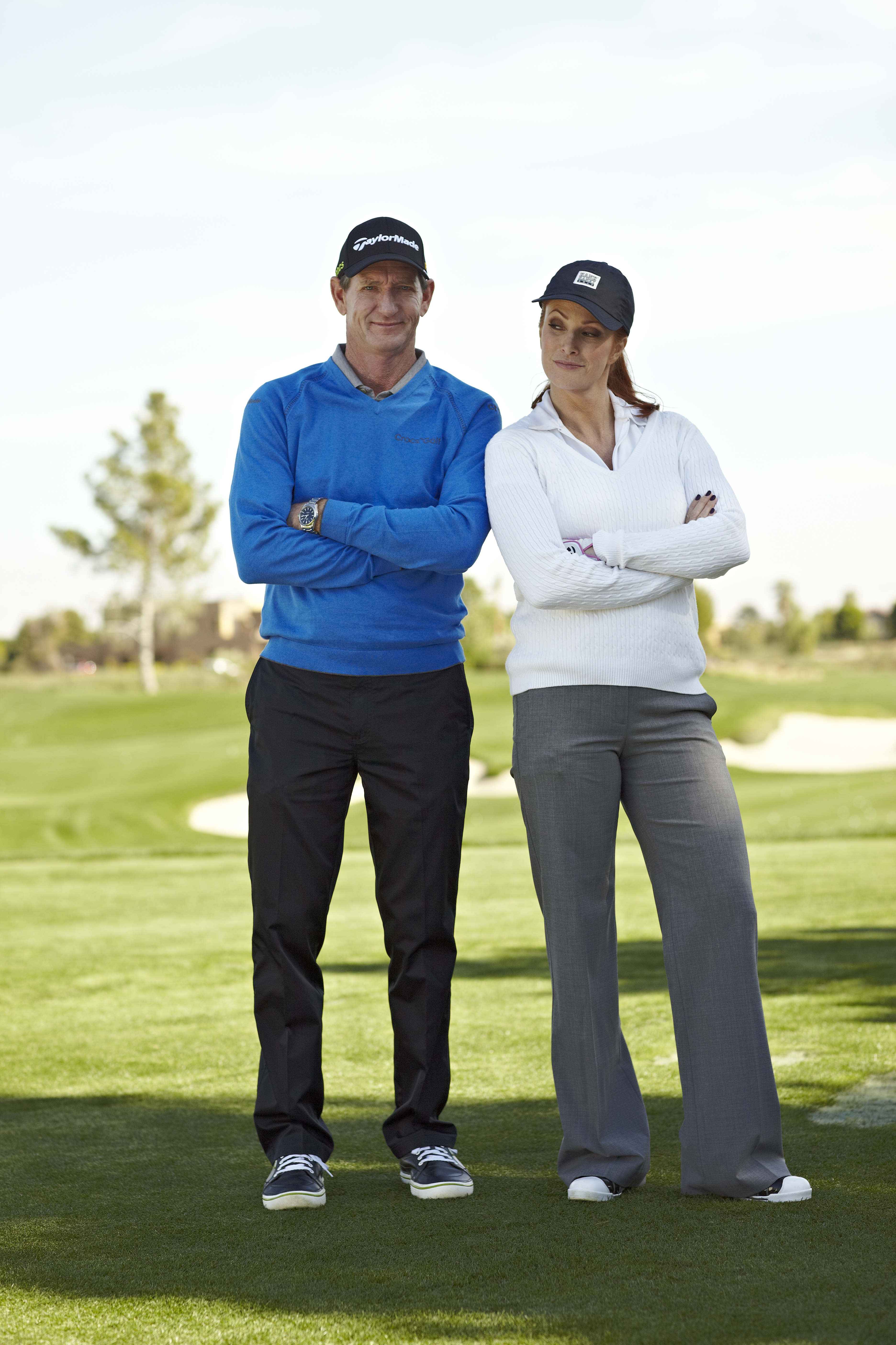 The Haney Project, Hank Haney and Angie Everhart