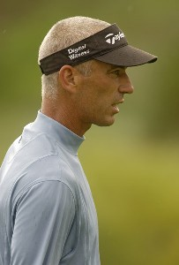 Corey Pavin  during the third round of The International on Saturday August 12, 2006 at Castle Pines Golf Club in Castle Rock, ColoradoPhoto by Marc Feldman/WireImage.com
