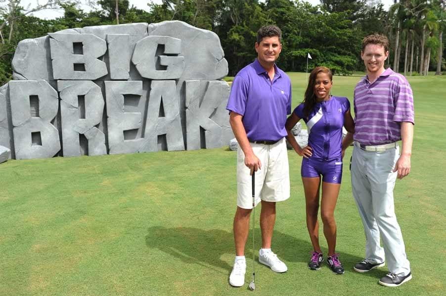 Team Bulger of Big Break NFL Puerto Rico