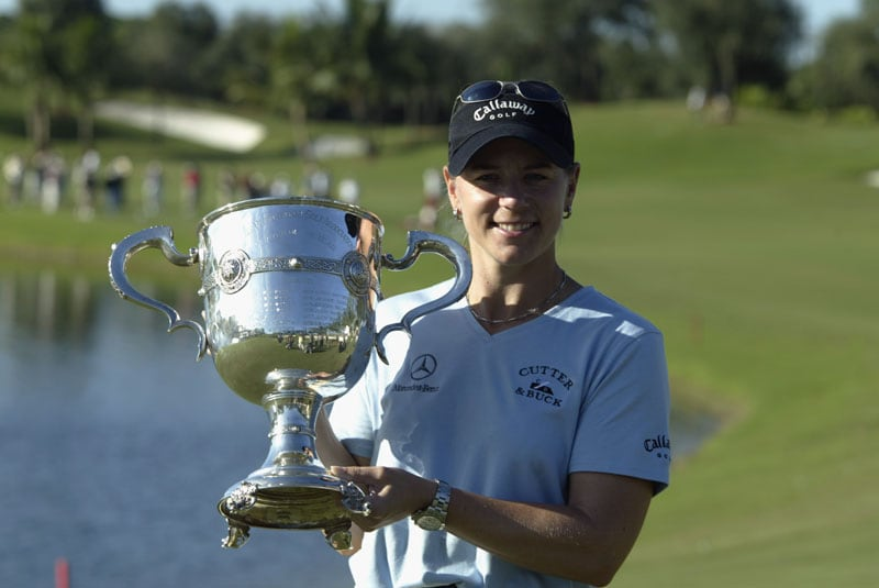 Annika Sorenstam, 2002 Player of the Year