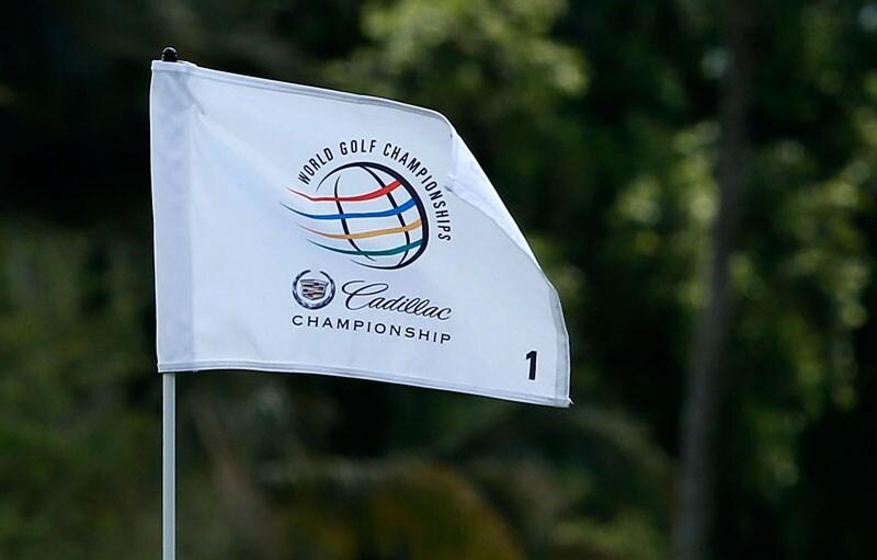 WGC-Cadillac Championship flag
