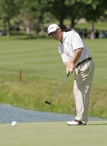 Brian Bateman on the 13th hole during the fourth and final round of the Buick Open held at Warwick Hills Golf & Country Club in Grand Blanc, Michigan, on July 1, 2007. Photo by: Chris Condon/PGA TOURPhoto by: Chris Condon/PGA TOUR