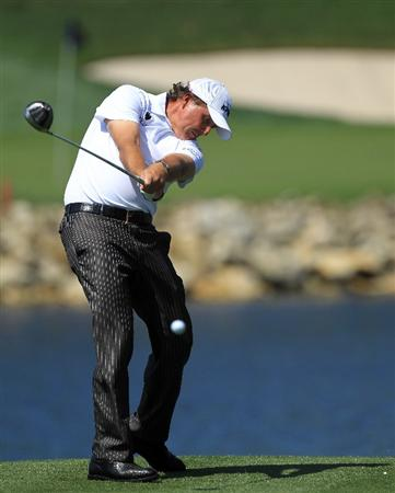 ORLANDO, FL - MARCH 23:  Phil Mickelson of the USA during the pro-am as a preview for the 2011 Arnold Palmer Invitational presented by Mastercard at the Bay Hill Lodge and Country Club on March 23, 2011 in Orlando, Florida.  (Photo by David Cannon/Getty Images)