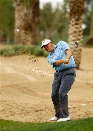 ABU DHABI, UNITED ARAB EMIRATES - JANUARY 21:  Colin Montgomerie of Scotland in action during the second round of the 2011 Abu Dhabi HSBC Golf Championship at the Abu Dhabi Golf Club on January 21, 2011 in Abu Dhabi, United Arab Emirates.  (Photo by Scott Halleran/Getty Images)