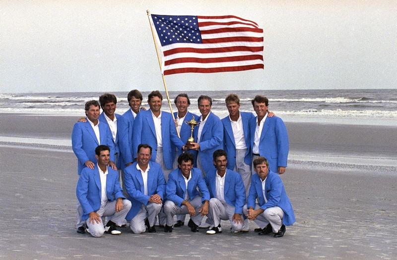 1991 Ryder Cup