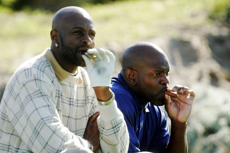 Jerry Rice and Emmitt Smith