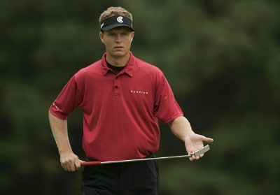 John Senden  during the third round of the Chrysler Classic of Greensboro at Forest Oaks Country Club in Greensboro, North Carolina on October 7, 2006. PGA TOUR - 2006 Chrysler Classic of Greensboro - Third RoundPhoto by Michael Cohen/WireImage.com