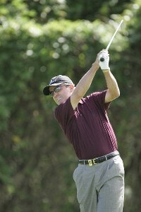 Mark McNulty in action during the first round of the 2006 Turtle Bay Championship - Turtle Bay Resort, Kahuku, Oahu, HawaiiPhoto by: Chris Condon/PGA TOUR