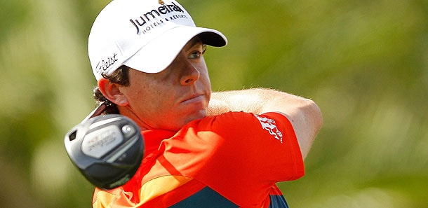 Rory McIlroy and Titleist