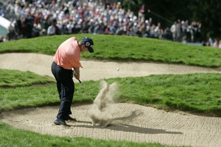 Glen Day in action during the second round of the 2005 Bell Canadian Open, September 9,2005, held at Shaughnessy Golf & Country Club, Vancouver, B.C.Photo by Stan Badz/PGA TOUR/WireImage.com