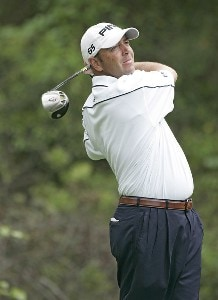 Patrick Sheehan during the second round ofTHE PLAYERS Championship held at the TPC Stadium Course in Ponte Vedra Beach, Florida on March 24, 2006.Photo by Stan Badz/PGA TOUR/WireImage.com