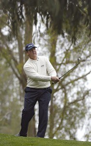 Tom Purtzer in action during the first round of the 2006 AT&T Classic on Friday, March 10, 2006 at  Valencia Country Club in Valencia, CaliforniaPhoto by Marc Feldman/WireImage.com