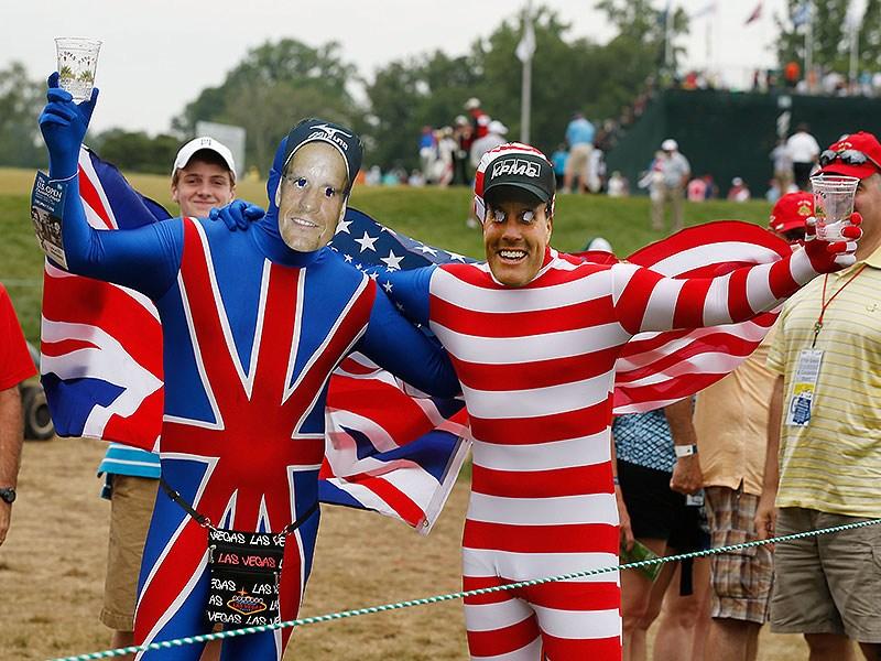 U.S. Open fans