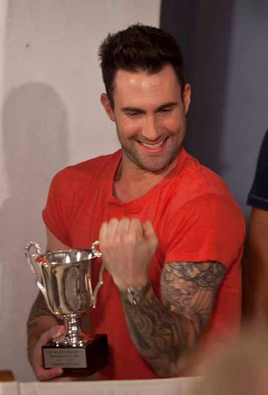 The Haney Project, Adam Levine