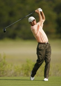 Ben Crenshaw during the second round of Senior PGA Championship on the Ocean Course at the Kiawah Island Resort on May 25, 2007 in Kiawah Island, South Carolina. 2007 Senior PGA Championship - Second RoundPhoto by Mike Ehrmann/WireImage.com
