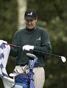 J.J. Henry during the first round of the 2006 Deutsche Bank Championship held at TPC Boston in Norton, Massachusetts on September 1, 2006.Photo by Michael Cohen/WireImage.com