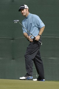 Danny Ellis in action during the third round of the 2006 Chrysler Classic of Tucson on Saturday, February 25, 2006 at the Omni Tucson National Golf Resort and Spa in Tucson, ArizonaPhoto by Marc Feldman/WireImage.com