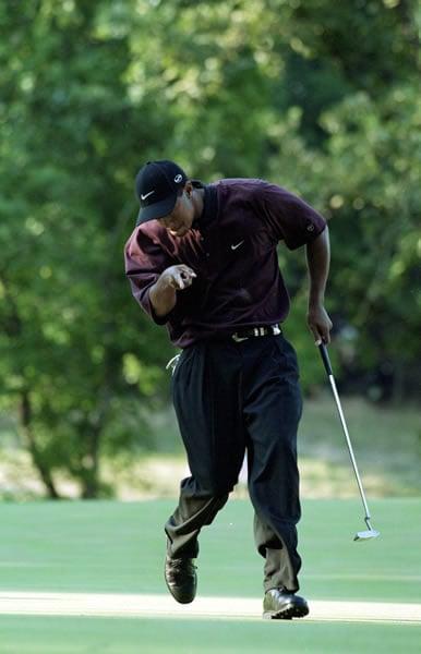 2000: Tiger Woods, Valhalla Golf Club