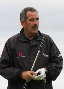 Sam Torrance during final round of the 2005 Deutsche Bank Players' Championship at Gut Kaden Golf Club. July 24, 2005Photo by Newsline Scotland/WireImage.com
