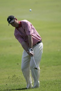 J.J. Henry during the third round of the WGC-CA Championship held on the Blue Course at Doral Golf Resort and Spa in Doral, Florida, on March 24, 2007. PGA TOUR - WGC - 2007 CA Championship - Third RoundPhoto by Sam Greenwood/WireImage.com