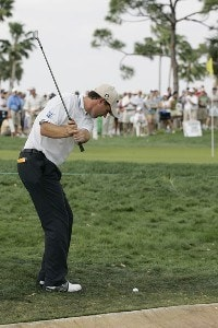 Padraig Harrington during the second round of The Honda Classic held at the PGA National Resort & Spa-Championship Course in Palm Beach Gardens, Florida, on March 2, 2007. Photo by: Stan Badz/PGA TOURPhoto by: Stan Badz/PGA TOUR