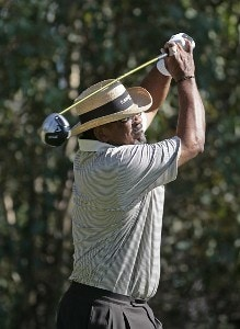 Jim Thorpe during the second round of the Charles Schwab Cup Championship held at Sonoma Golf Club in Sonoma, California, on October 27, 2006. Photo by: Chris Condon/PGA TOURPhoto by: Chris Condon/PGA TOUR