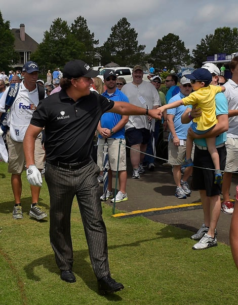 Phil outside the top 10 in Memphis? Aw knucks!