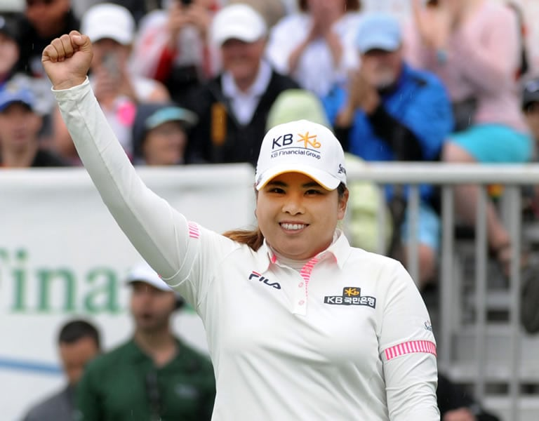 Manulife Financial Classic: Inbee Park